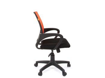 Кресло CHAIRMAN CH 696 black — фото 4