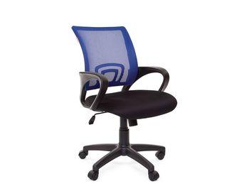 Кресло CHAIRMAN CH 696 black — фото 6