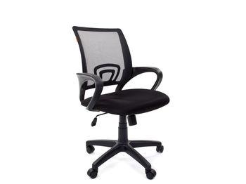 Кресло CHAIRMAN CH 696 black — фото 1