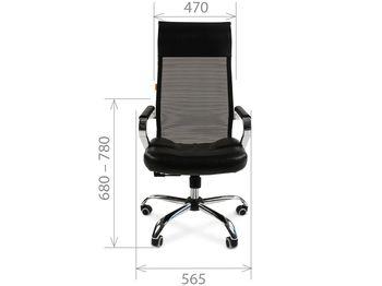 Кресло CHAIRMAN CH 700 (сетка) — фото 4
