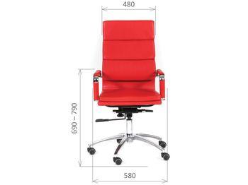 Кресло CHAIRMAN CH 750 — фото 6