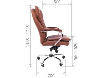 Кресло CHAIRMAN CH 795 — фото 7