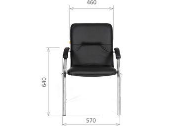 Кресло CHAIRMAN CH 850 — фото 6