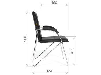 Кресло CHAIRMAN CH 850 — фото 7