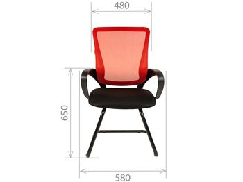 Кресло CHAIRMAN CH 969 V — фото 8