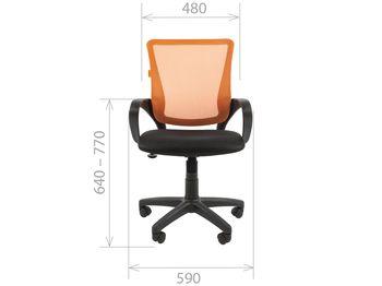 Кресло CHAIRMAN CH 969 — фото 9