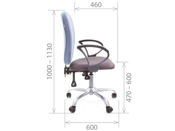 Кресло CHAIRMAN CH 9801 — фото 8