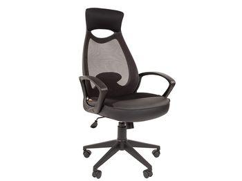 Кресло CHAIRMAN CH 840 Black — фото 1