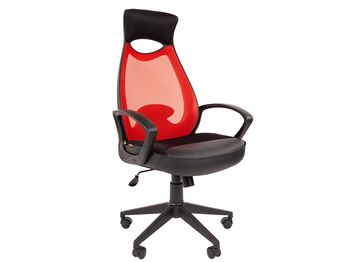 Кресло CHAIRMAN CH 840 Black — фото 8
