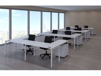 Мебель для персонала STEEL (MO) — фото 11