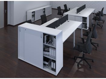 Мебель для персонала STEEL (MO) — фото 12