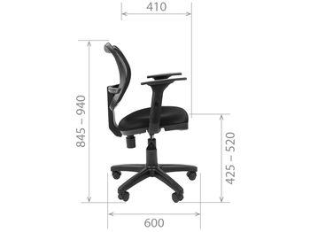 Кресло CHAIRMAN CH 450 — фото 7