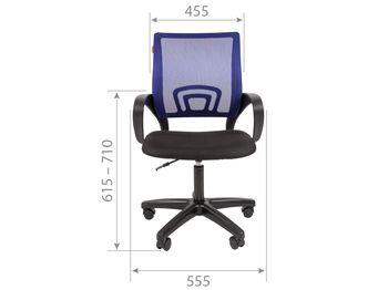 Кресло CHAIRMAN CH 696 LT — фото 9