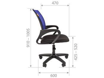 Кресло CHAIRMAN CH 696 LT — фото 10
