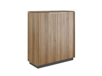 Шкаф двухдверный средний CAP31142203 — фото 1