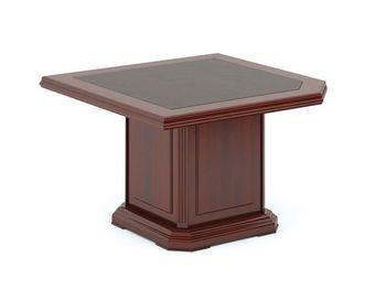Элемент стола для переговоров угловой 120x120x76 см — фото 1